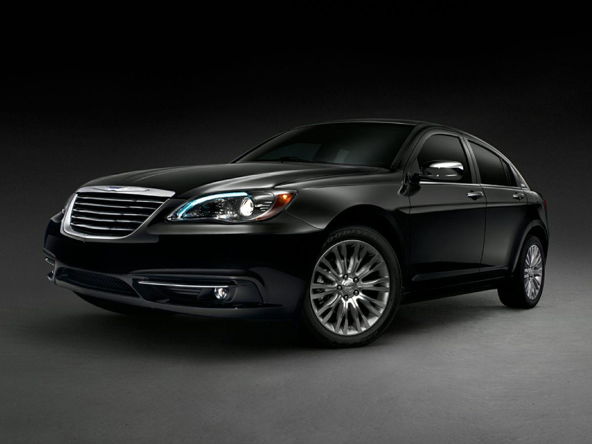 Used Chrysler 200 Limited