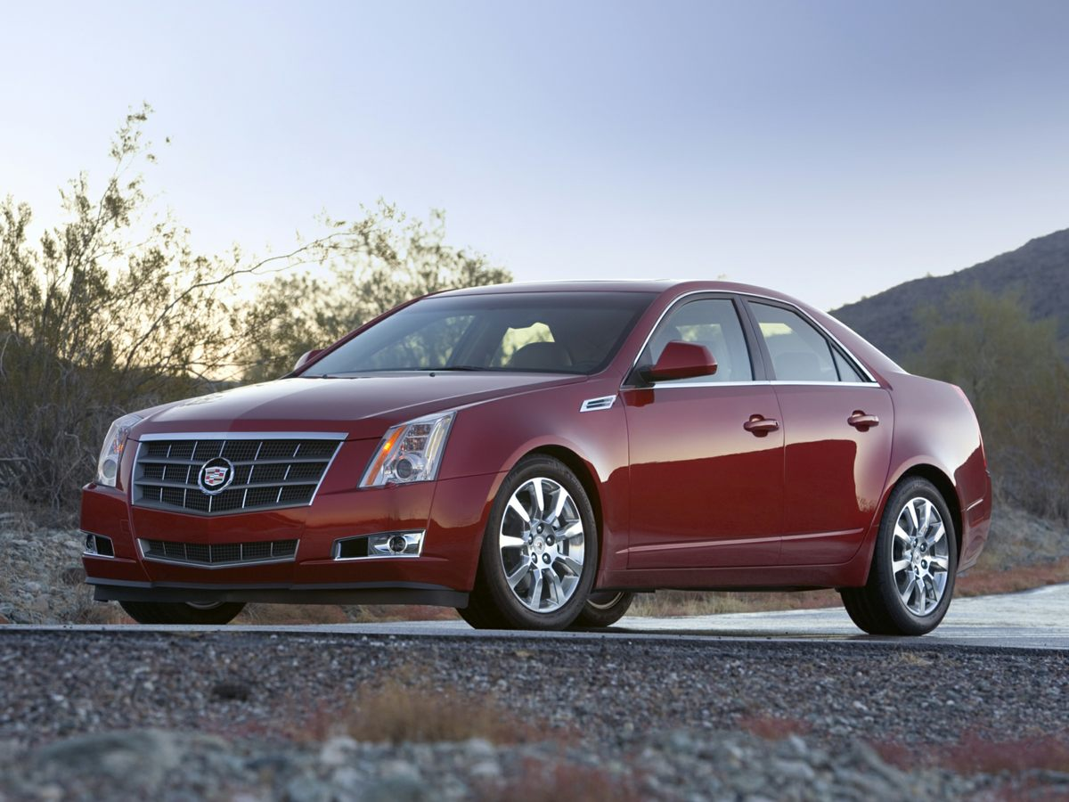 Used Cadillac CTS Luxury