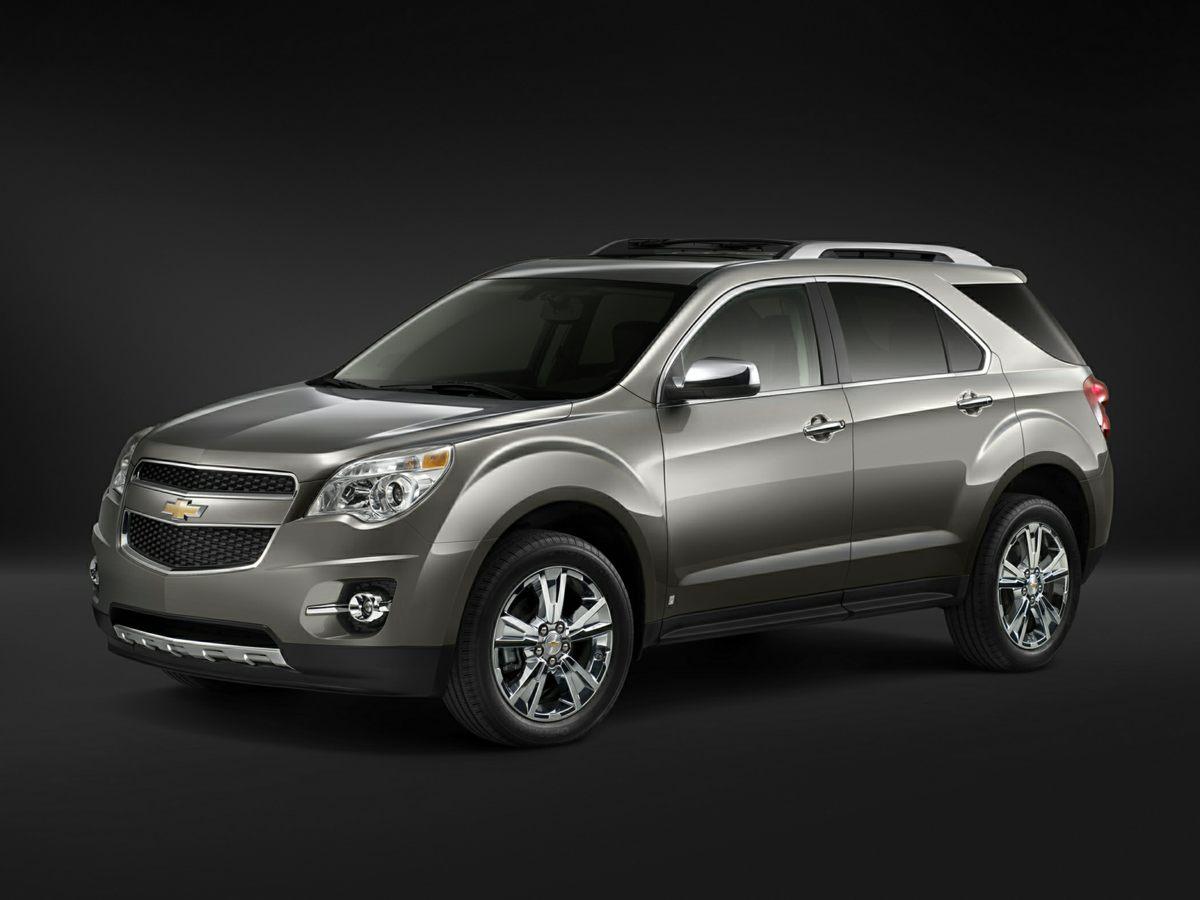 Used Chevrolet Equinox LS