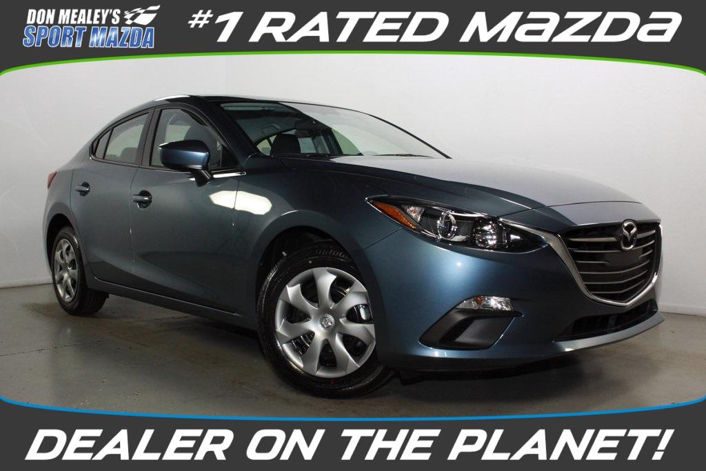 New Mazda Mazda3 i Sport