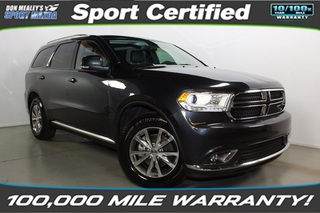 Used Dodge Durango Limited